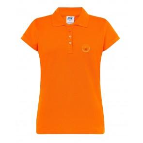 Naiste polosärk, oranž