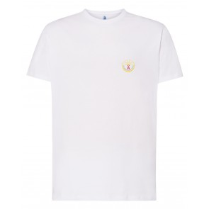 Meeste T-särk, valge
