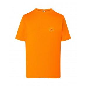 Laste T-särk, oranž