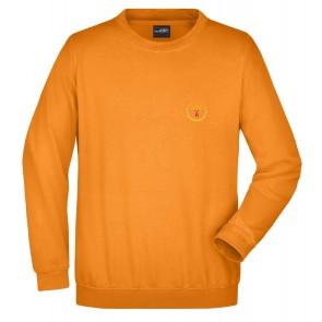Unisex pusa, oranz