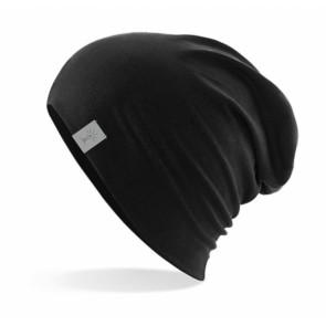 Õhem müts, must
